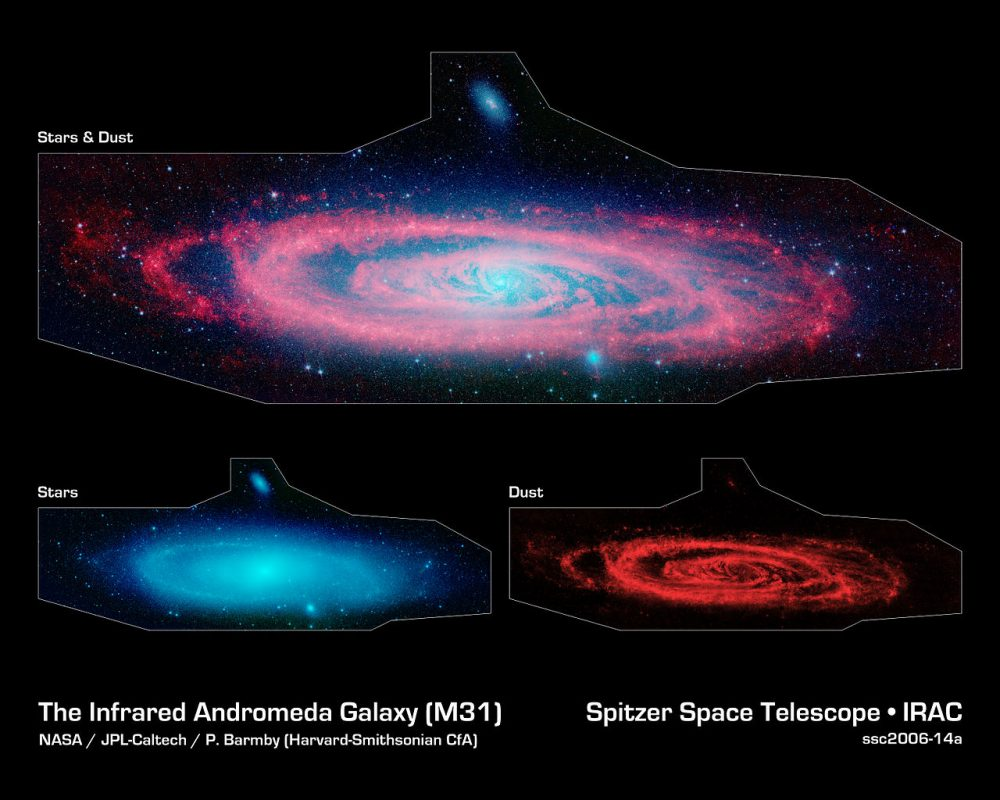 Andromeda Galaxy (Messier 31): Facts, Location, Images ...