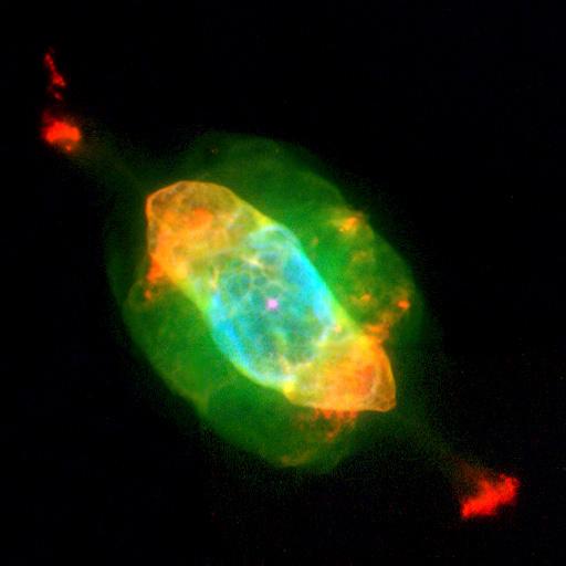 saturn nebula,ngc 7009