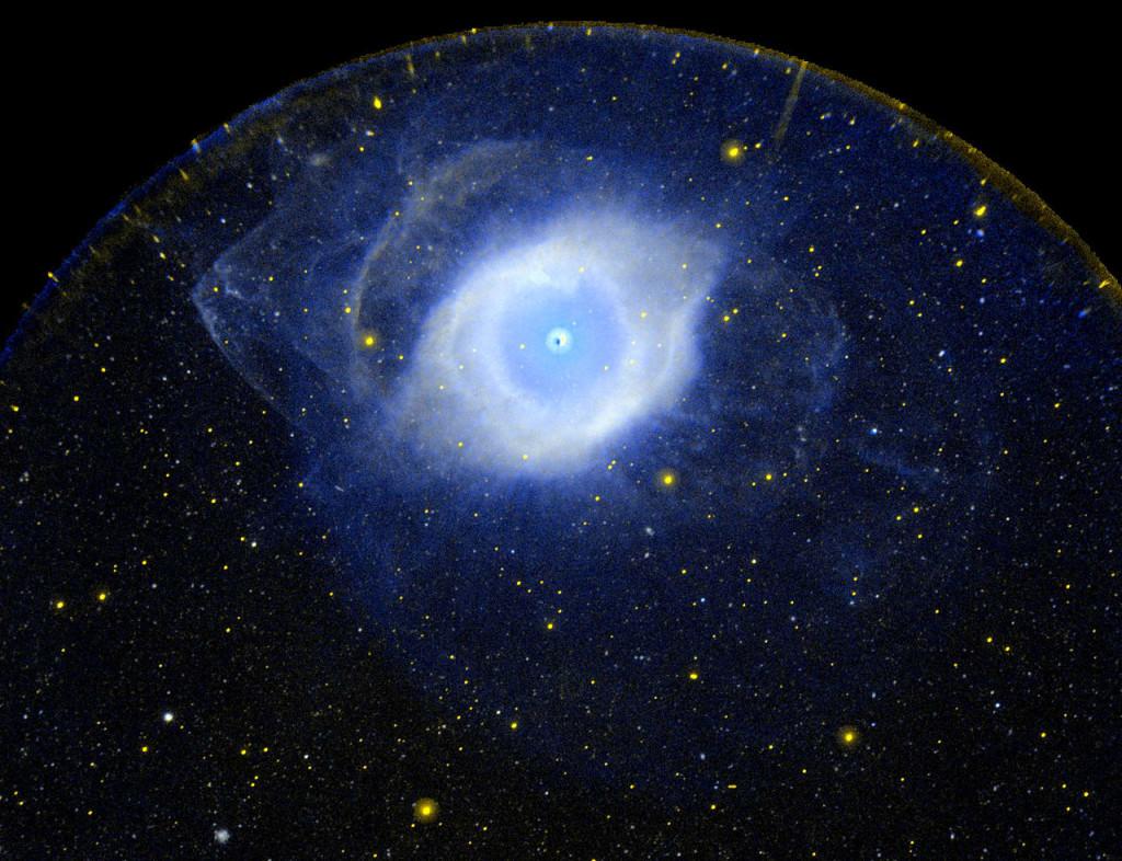 Helix Nebula, image: NASA, JPL-Caltech, SSC