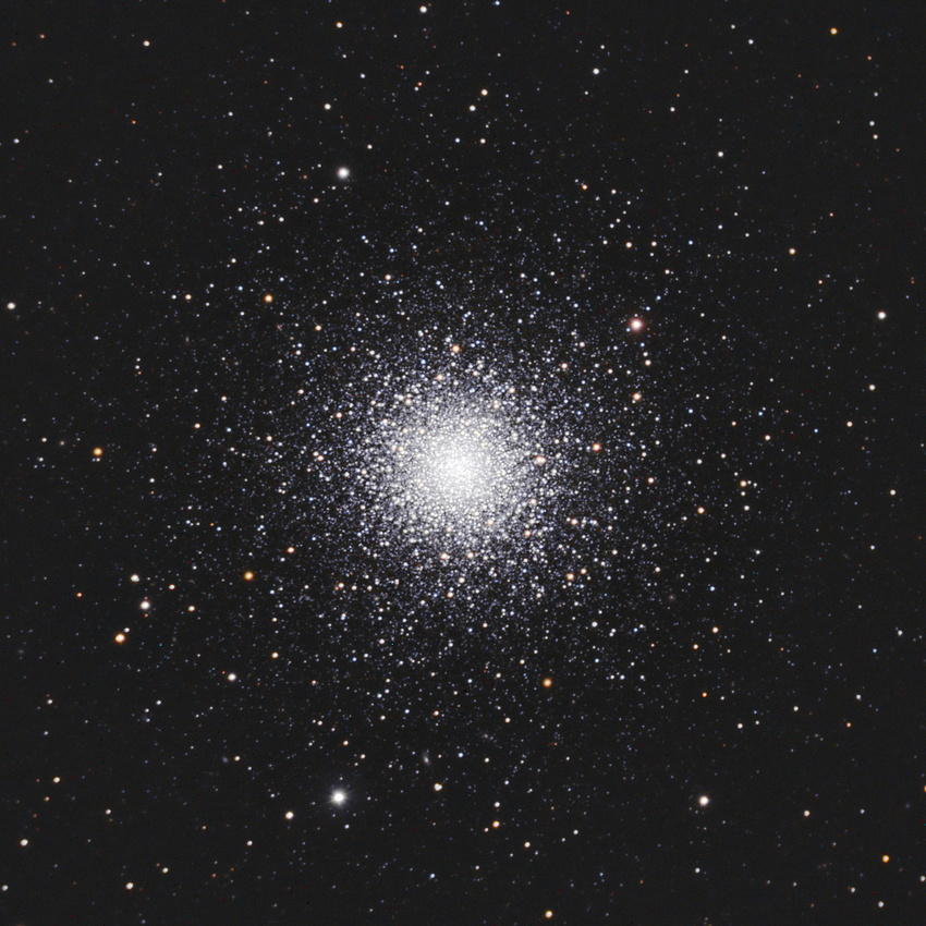 messier 3,globular cluster,ngc 5272,canes venatici constellation