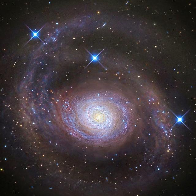 m94,ngc 4736,spiral galaxy