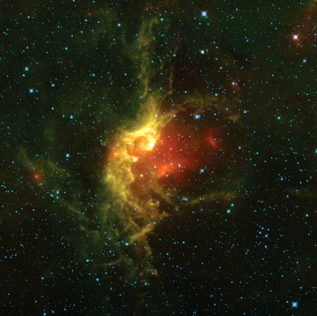 wizard nebula,open cluster,ngc 7380