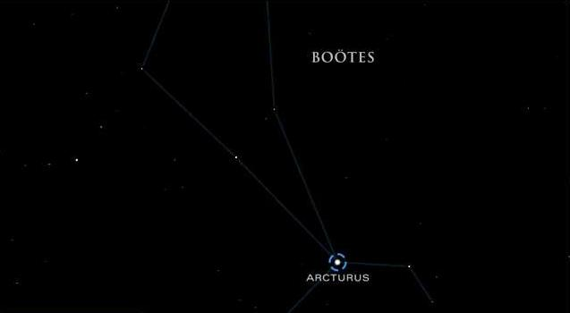 Arcturus - Alpha Boötis | Constellation Guide
