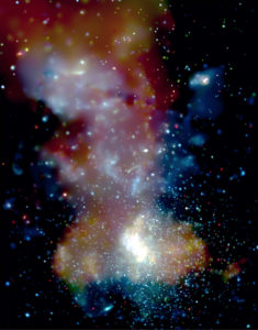 arches cluster,quintuplet cluster