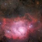 lagoon nebula,messier 8,m8,ngc 6523