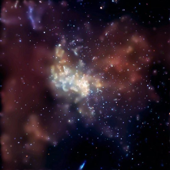 sagittarius a,galactic centre,supermassive black hole,milky way galaxy