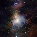 Orion Nebula - Messier 42, photo: ESO, J. Emerson, VISTA. Acknowledgment: Cambridge Astronomical Survey Unit