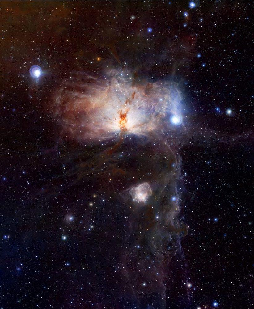 flame nebula - photo #6