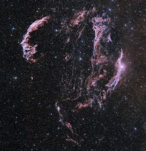 veil nebula,cygnus loop