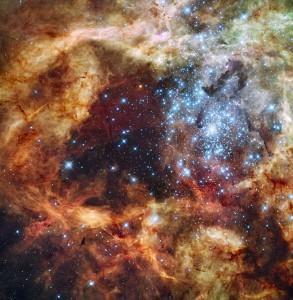 r136,star cluster,star forming region