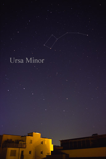 Ursa Major and Ursa Minor, photo: Till Credner