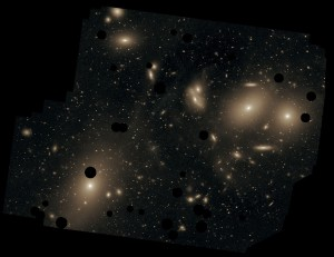 galaxy cluster,virgo constellation