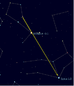 Virgo Constellation Myth Stars Facts Star Map Location