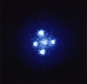gravitational lensing,quasar,pegasus constellation,general relativity