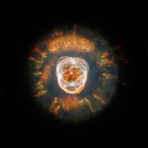 planetary nebula,clownface nebula