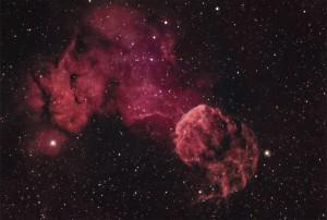eta geminorum,mu geminorum,jellyfish nebula