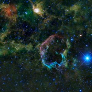 supernova remnant,eta geminorum