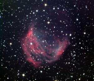 planetary nebula,abell 21