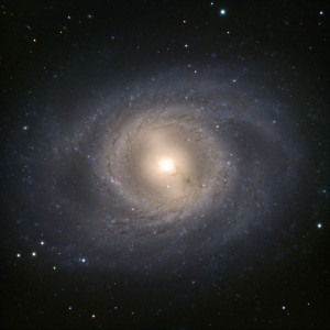 m95,barred spiral galaxy