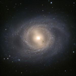 m95,barred spiral galaxy