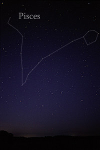 Pisces constellation, image: Till Credner