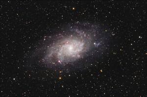m33,spiral galaxy