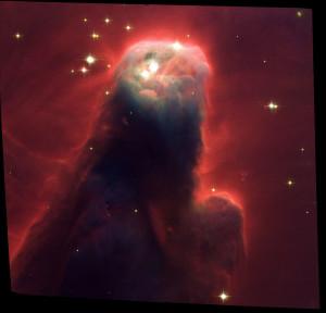 Cone Nebula, image: Hubble Space Telescope