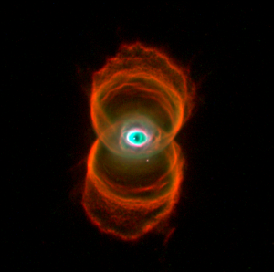 planetary nebula,engraved hourglass nebula