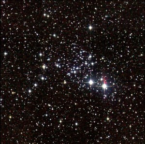 m93,open cluster