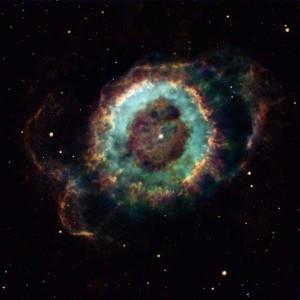 planetary nebula in ophiuchus