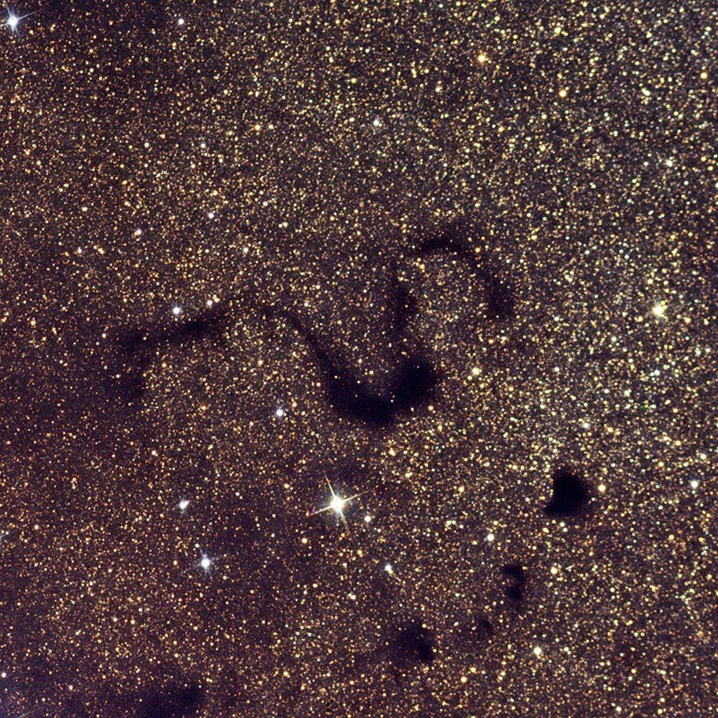 dark nebula,snake nebula,barnard 72