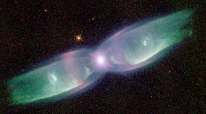 twin jet nebula,butterfly nebula,bipolar nebula