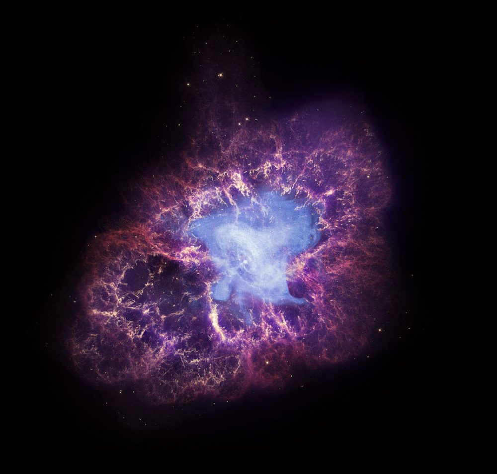 Crab Nebula (Messier 1)