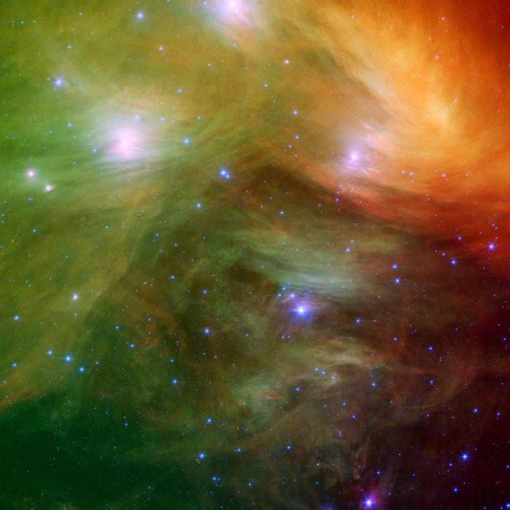 nasa photos of pleiades - photo #19