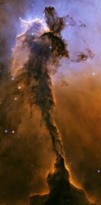 eagle nebula,ngc 6611,ic 4703,stellar spire
