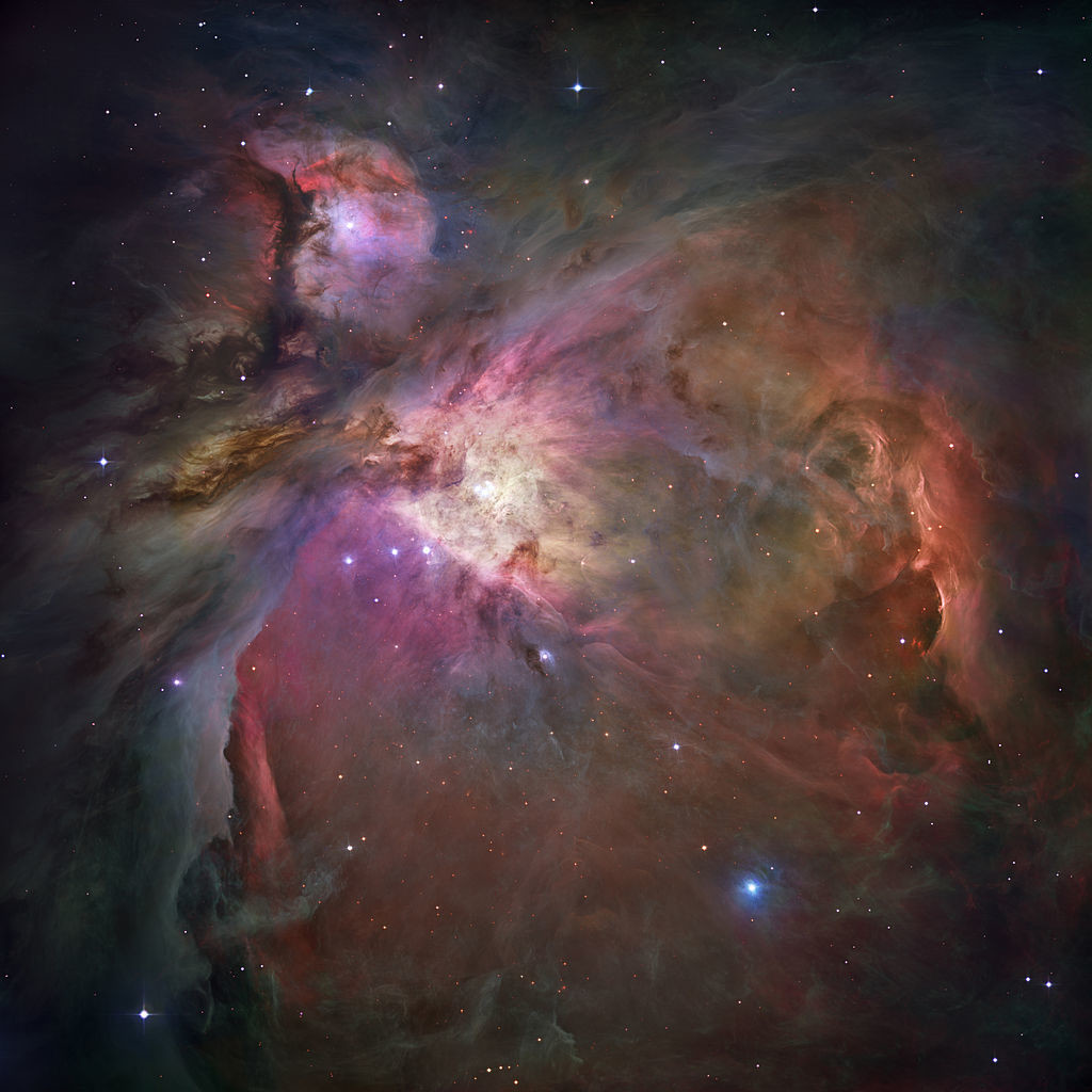 orion nebula,m42,messier 42