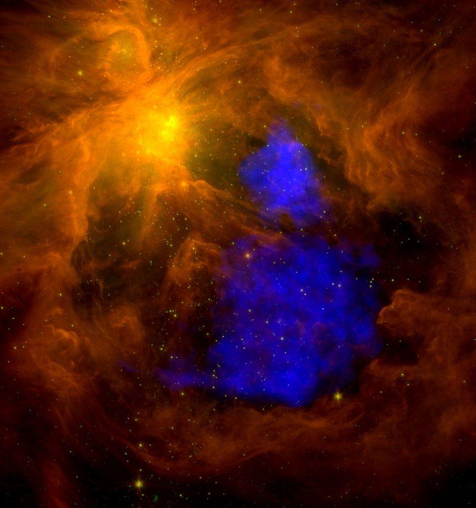 orion nebula x-ray,messier 42 x-ray