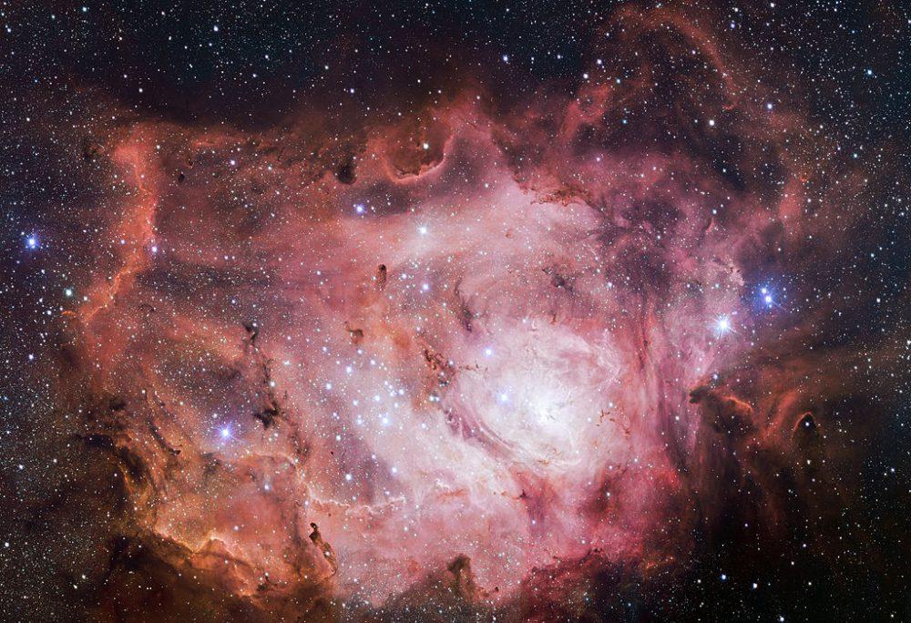 messier 8,sagittarius nebula
