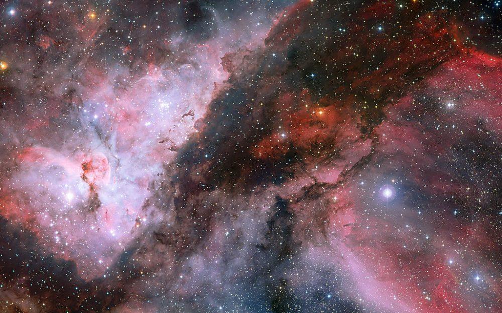 eta carinae nebula,carina nebula panoramic