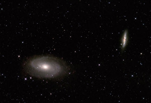m81,m82,bode's galaxy,interacting galaxies,messier 82