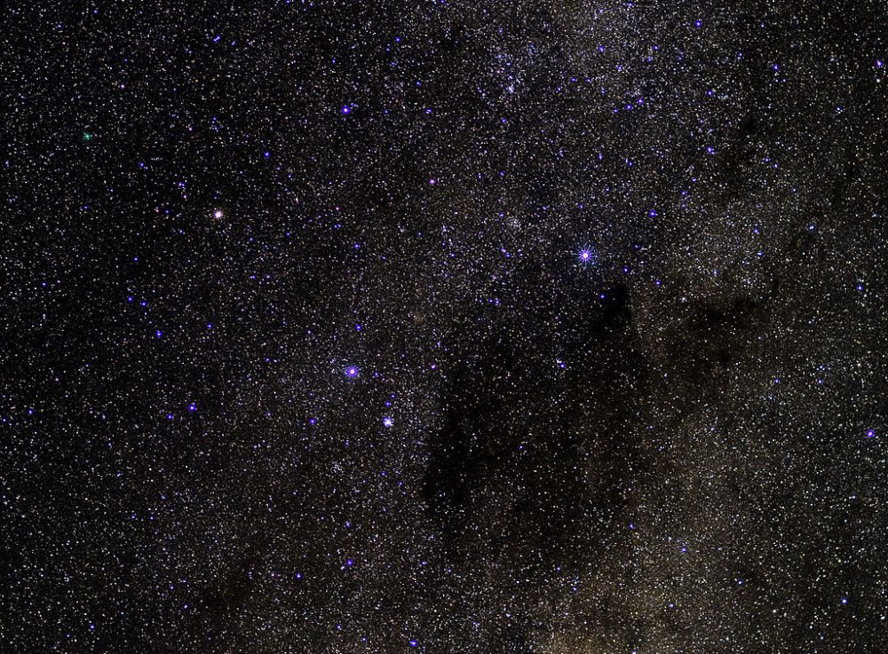 southern cross,crux constellation