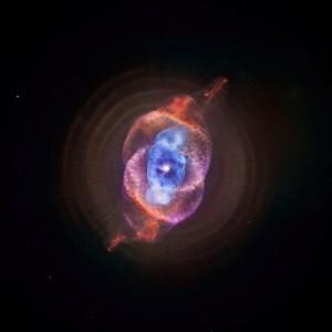 ngc 6543,planetary nebula