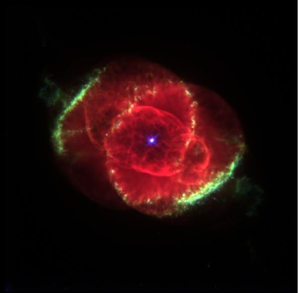 cat eye nebula