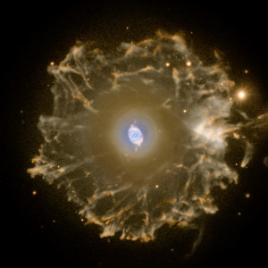 cat's eye nebula, ngc 6543