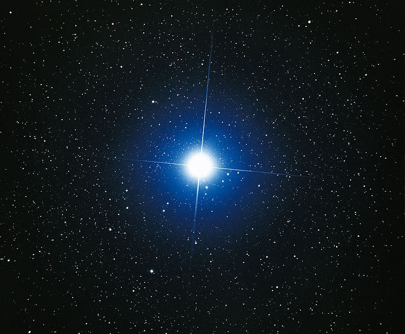 dying star sirius - photo #12