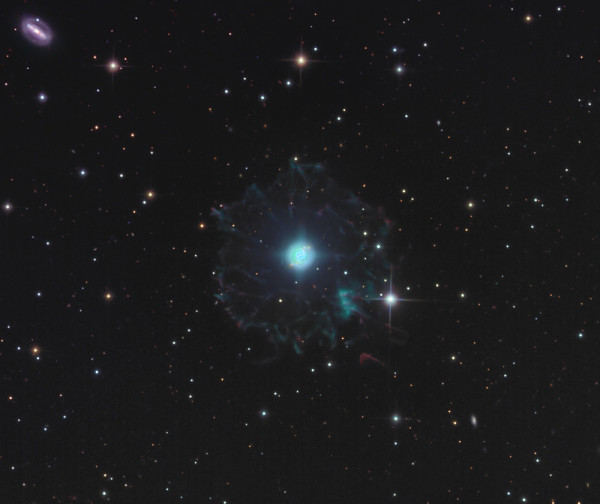 ngc 6543,cat eye nebula