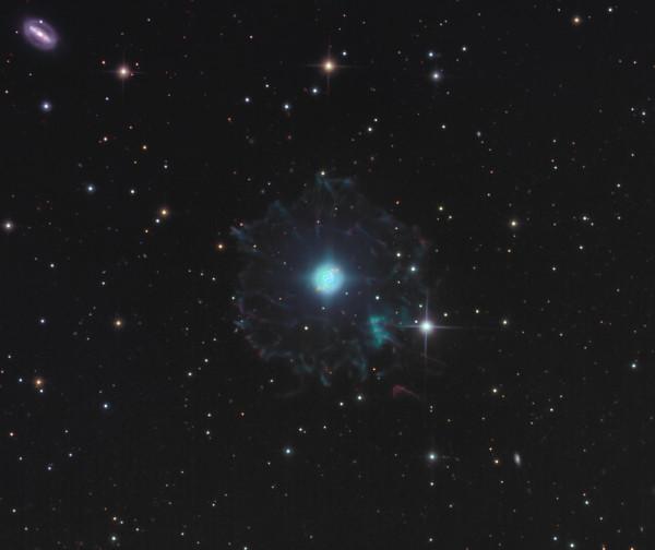 ngc 6543,cat eye nebula