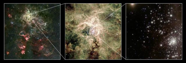 R136,massive star