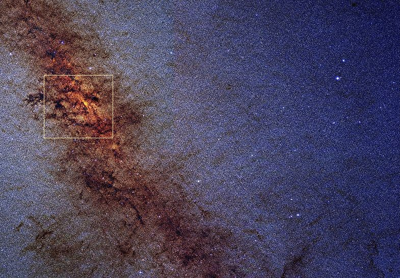 sagittarius a,sagittarius a star,centre of the galaxy
