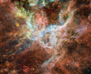 tarantula nebula,30 doradus,ngc 2070